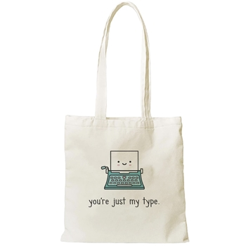 Lawn Fawn JUST MY TYPE TOTE Bag LF2190