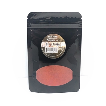 Emerald Creek CRIMSON Baked Velvet Embossing Powder bdvc