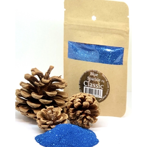Emerald Creek BLUE SPARKLE Classic Embossing Powder cspbl0004 Preview Image