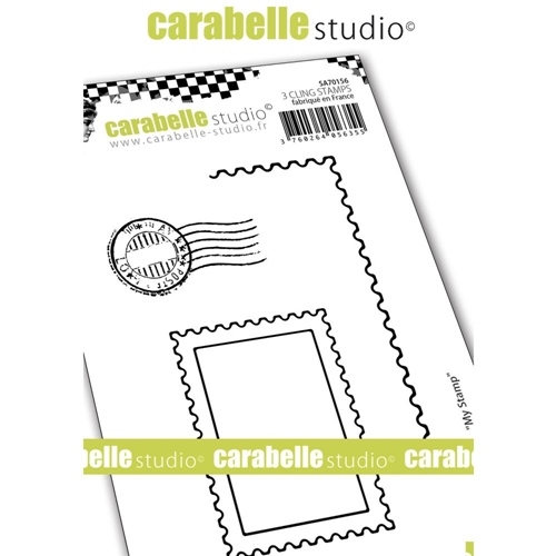 Carabelle Studio MY STAMP Cling Stamp sa70156* Preview Image