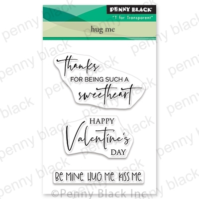 Penny Black Clear Stamps HUG ME 30-668 Preview Image