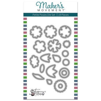 Maker's Movement PETITE POSY Die Set mod275
