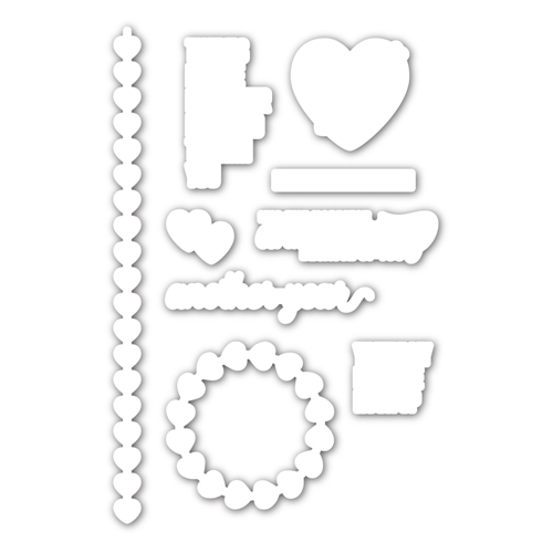 CZ Design Wafer Dies I STILL DO czd75 Love You More * Preview Image