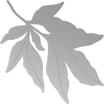 Couture Creations MINI LEAFY BRANCH Die Peaceful Peonies co727388