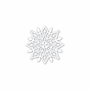 Simon Says Stamp MINI SNOWFLAKE MANDALA Wafer Dies sssd112113