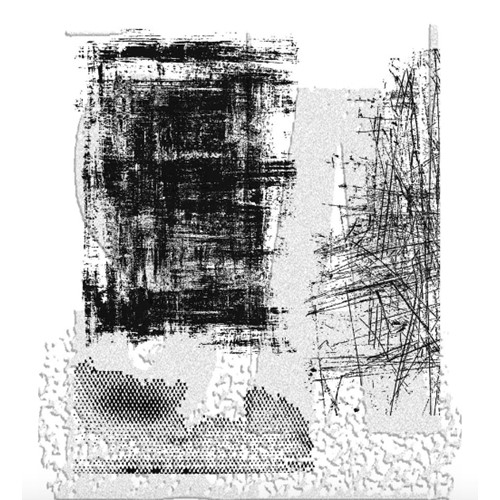 Tim Holtz Cling Rubber Stamps SLIGHT ALTERATION CMS060 Preview Image