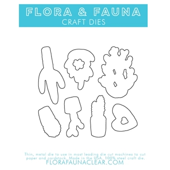 Flora and Fauna STUCK ON YOU Dies 30140