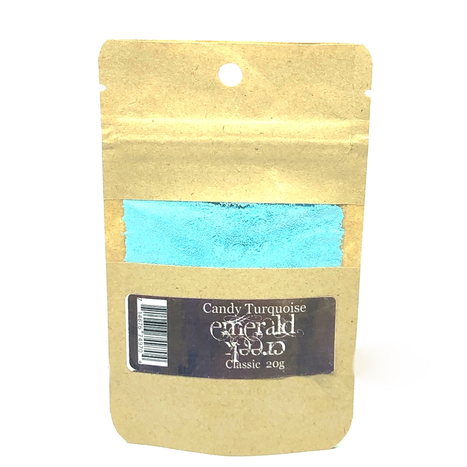 Emerald Creek CANDY TURQUOISE Classic Embossing Powder ccatu0004 zoom image