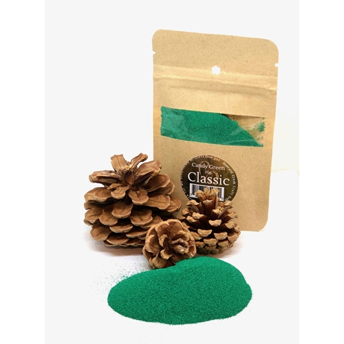 Emerald Creek CANDY GREEN Classic Embossing Powder ccgr0004 Preview Image