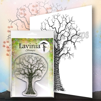 Lavinia Stamps TREE OF DREAMS Clear Stamps LAV570
