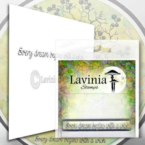 Lavinia Stamps EVERY DREAM Clear Stamp LAV573 zoom image