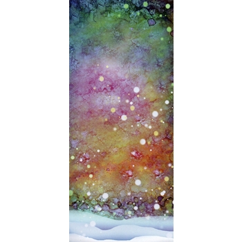 Lavinia Stamps Scene Scapes SNOWY SILENCE