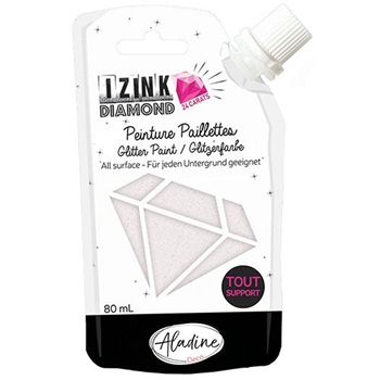 Aladine IZINK PEARLY Diamond 24 Carat Glitter Paste ad80315
