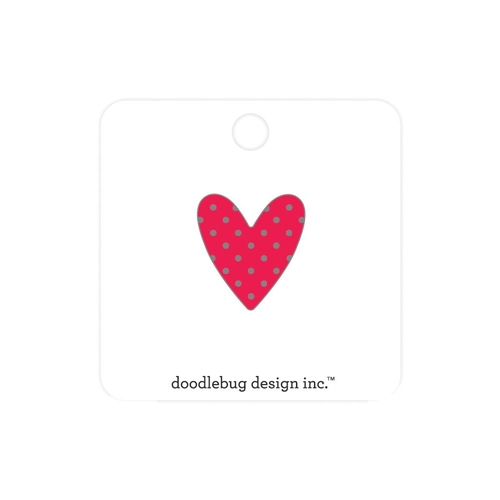Doodlebug SWEETHEART Collectable Enamel Pin 6588 Preview Image