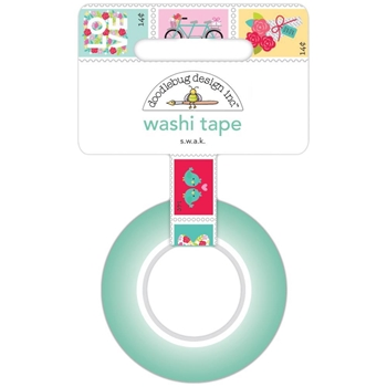 Doodlebug SWAK Washi Tape Love Notes 6572