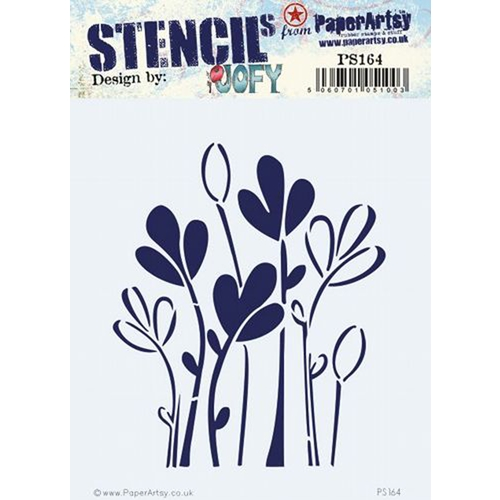 Paper Artsy JOFY Stencil ps164 Preview Image