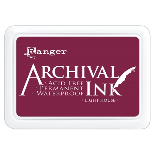 Ranger Archival Ink Pad LIGHT HOUSE aip70771 Preview Image
