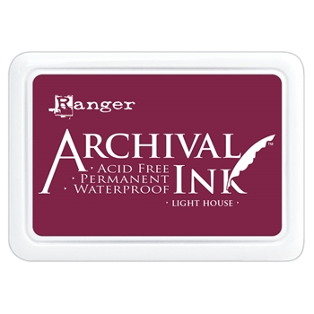 Ranger Archival Ink Pad LIGHT HOUSE aip70771