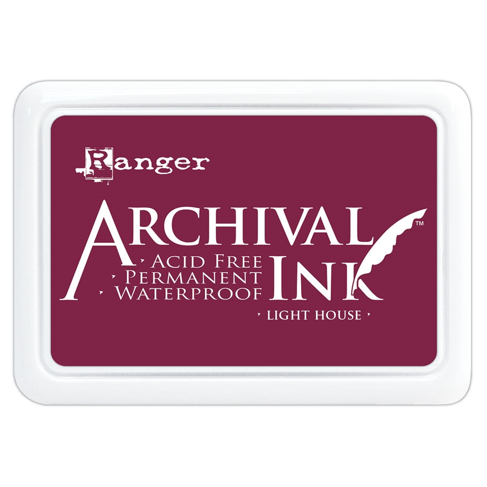 Ranger Archival Ink Pad LIGHT HOUSE aip70771 zoom image