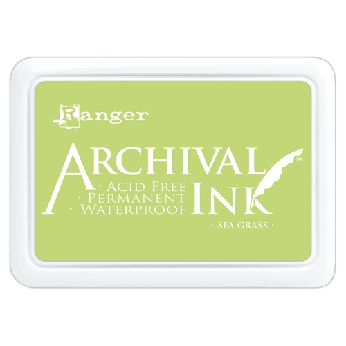 Ranger Archival Ink Pad SEA GRASS aip70801 Preview Image