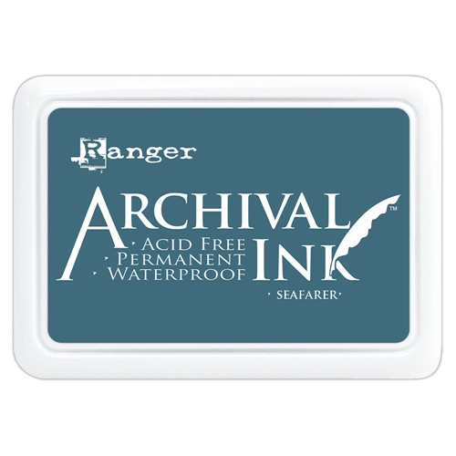 Ranger Archival Ink Pad SEAFARER aip70795 Preview Image