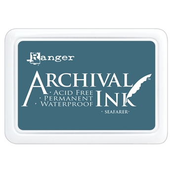 Ranger Archival Ink Pad SEAFARER aip70795