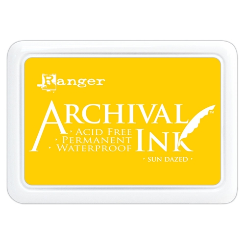 Ranger Archival Ink Pad SUN DAZED aip70818 Preview Image