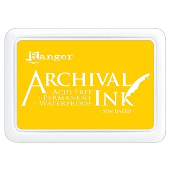 Ranger Archival Ink Pad SUN DAZED aip70818