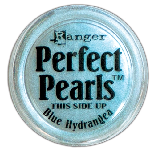 Ranger Perfect Pearls BLUE HYDRANGEA Powder ppp71068 Preview Image