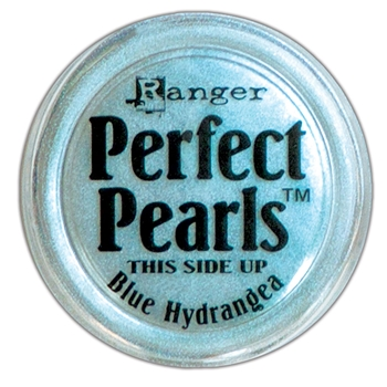 Ranger Perfect Pearls BLUE HYDRANGEA Powder ppp71068