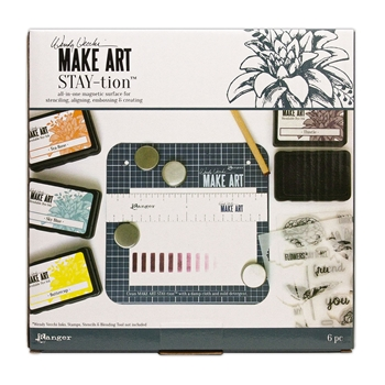 Ranger Wendy Vecchi 7 INCH MAKE ART STAY-TION wva68020