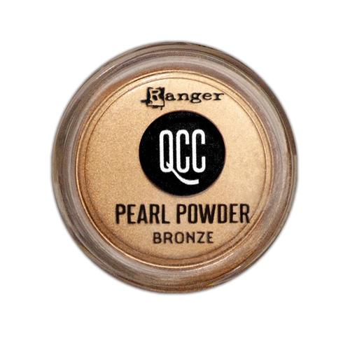 Ranger BRONZE QuickCure Clay Pearl Powder qcp71655 Preview Image