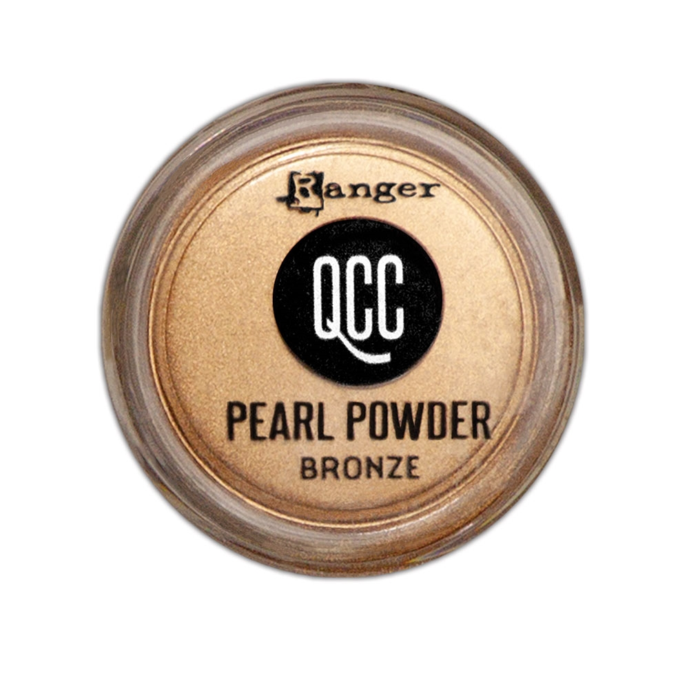 Ranger BRONZE QuickCure Clay Pearl Powder qcp71655 zoom image