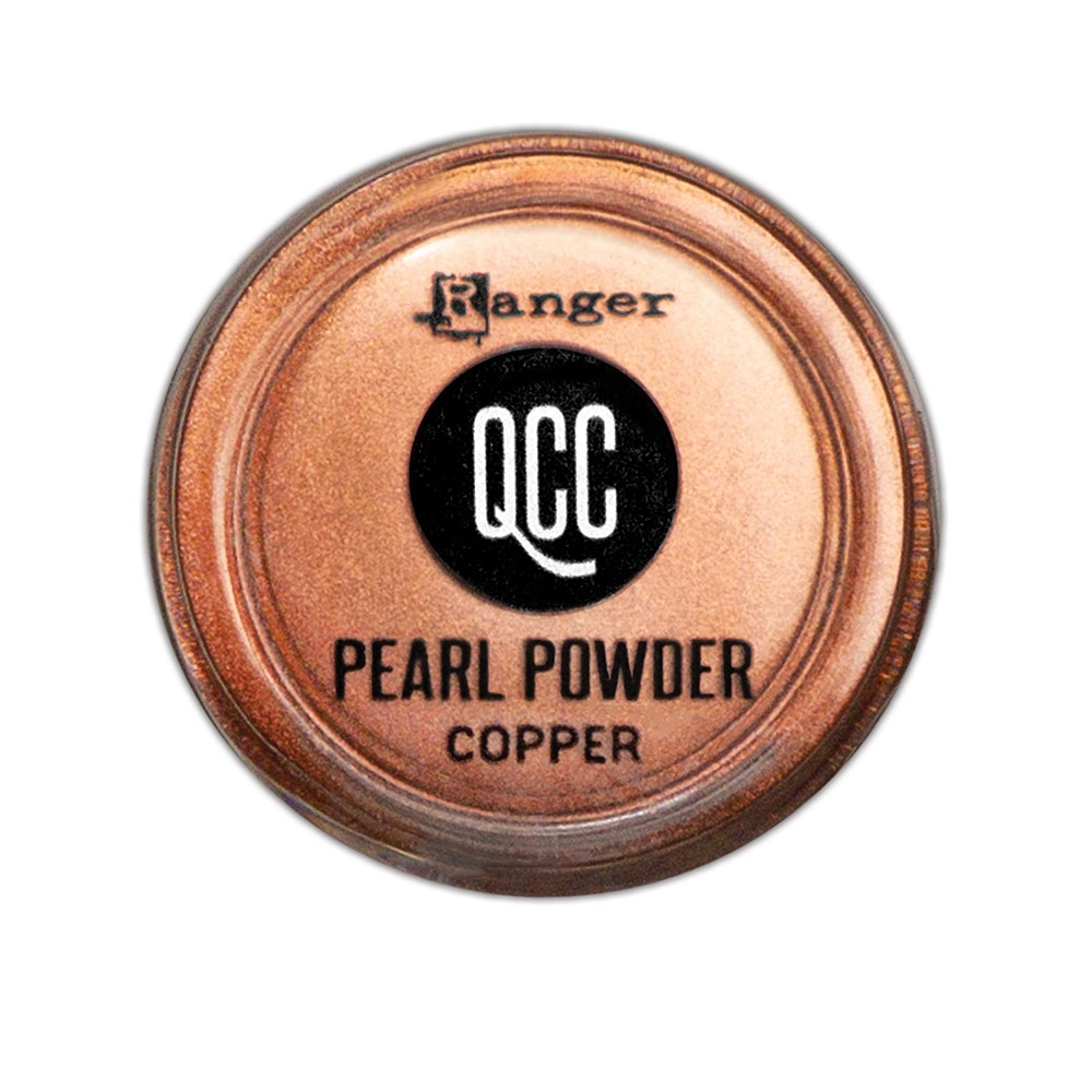 Ranger COPPER QuickCure Clay Pearl Powder qcp71662 zoom image