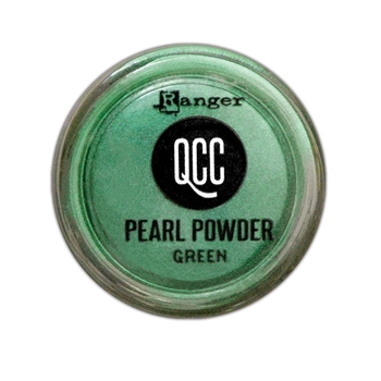 Ranger GREEN QuickCure Clay Pearl Powder qcp71686