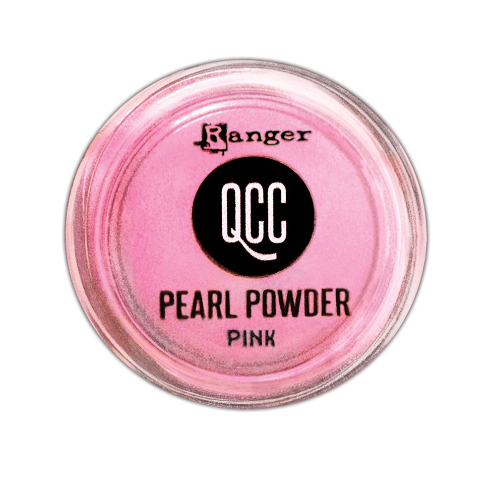 Ranger PINK QuickCure Clay Pearl Powder qcp71693 zoom image