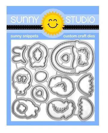 Sunny Studio CHICKIE BABY Dies SSDIE-178 Preview Image