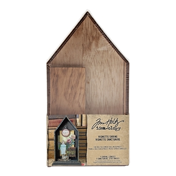 RESERVE Tim Holtz Idea-ology VIGNETTE SHRINE th94034