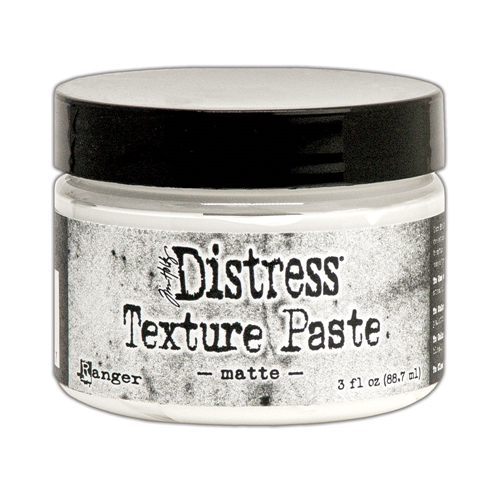 Tim Holtz MATTE 3oz Distress Texture Paste Ranger tda71297 Preview Image