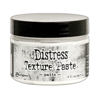Tim Holtz MATTE 3oz Distress Texture Paste Ranger tda71297