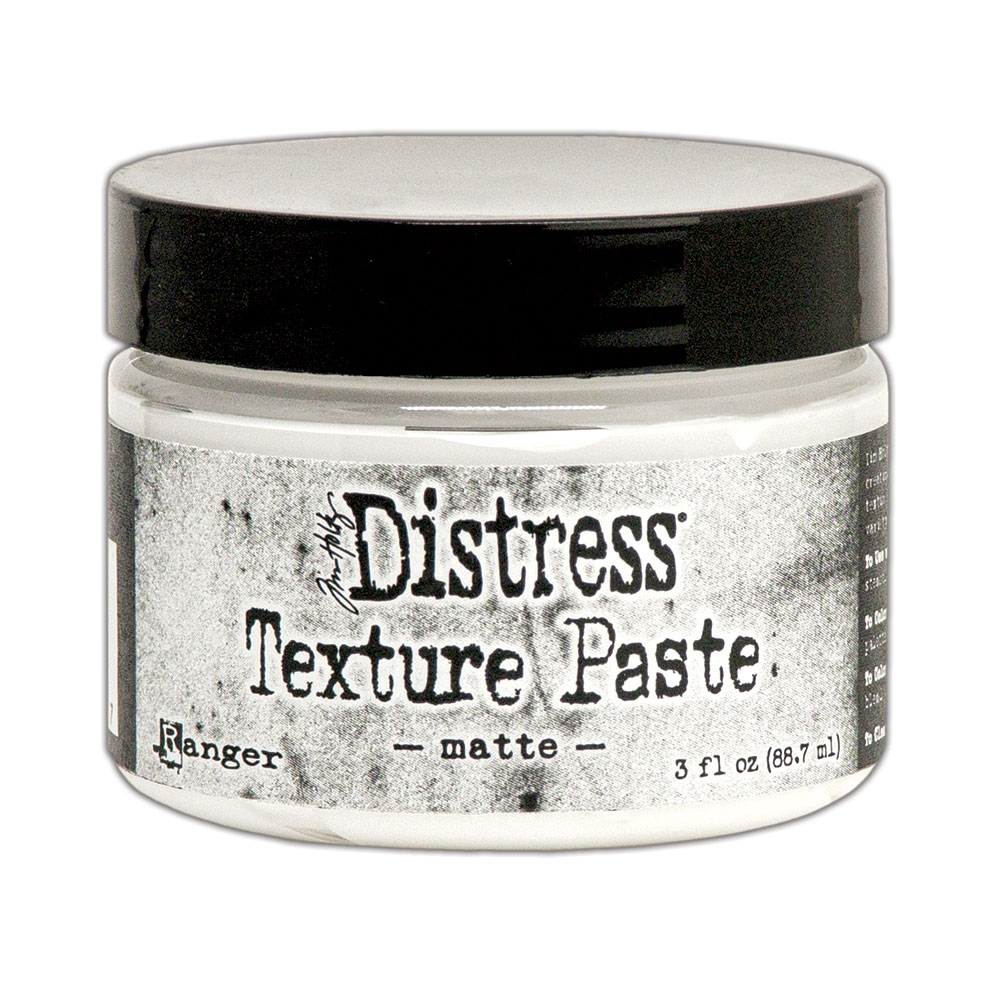 Tim Holtz MATTE 3oz Distress Texture Paste Ranger tda71297 zoom image