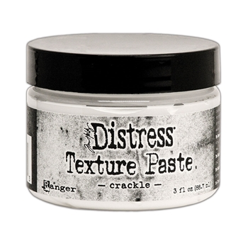 Tim Holtz CRACKLE 3oz Distress Texture Paste Ranger tda71303