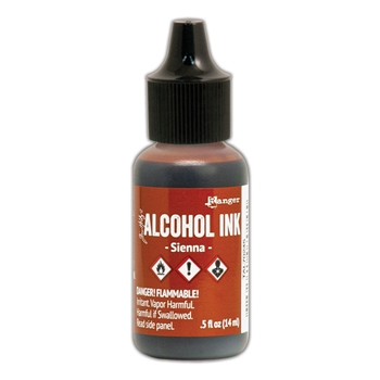 Tim Holtz Alcohol Ink SIENNA Ranger tal70245