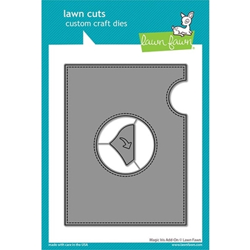 Lawn Fawn MAGIC IRIS ADD-ON Die Cuts lf2239