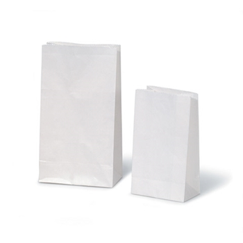 Darice 40 WHITE PAPER CRAFTING BAGS 3.5 x 6.5 inches