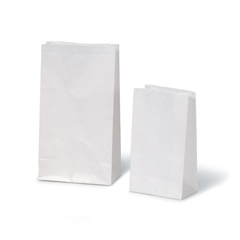 Darice 40 WHITE PAPER CRAFTING BAGS 3.5 x 6.5 inches zoom image