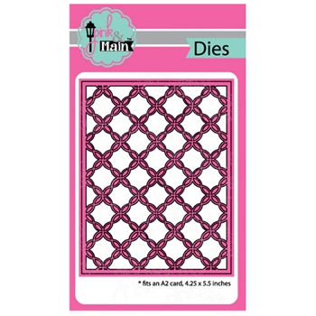 Pink and Main FANCY LATTICE Cover Die PNM257