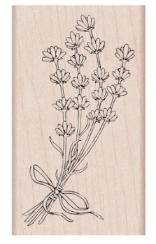 Hero Arts Rubber Stamp LAVENDER BUNCH G6365* Preview Image