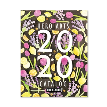Hero Arts 2020 CATALOG and Inspiration Book PS020