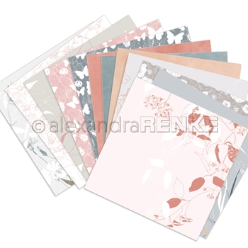 Alexandra Renke LENAS SPRING COLLECTION 6x6 Paper b100008
